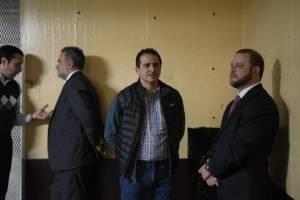 Luis Fernando Leal es trasladado a Tribunales