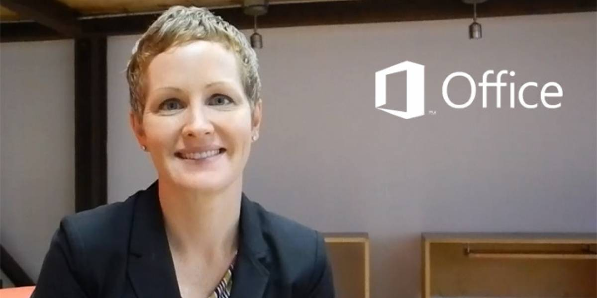 FW Interviú: Julia White, gerente general de Microsoft Office