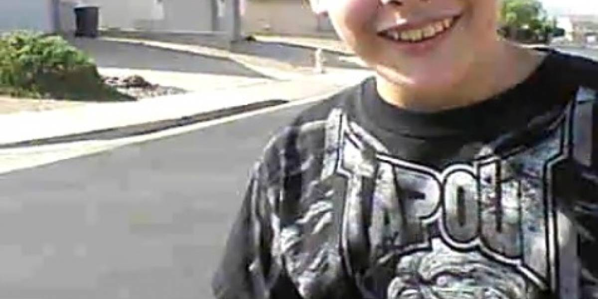 Niños estadounidenses muestran porque no hay que destruir un iPod Touch
