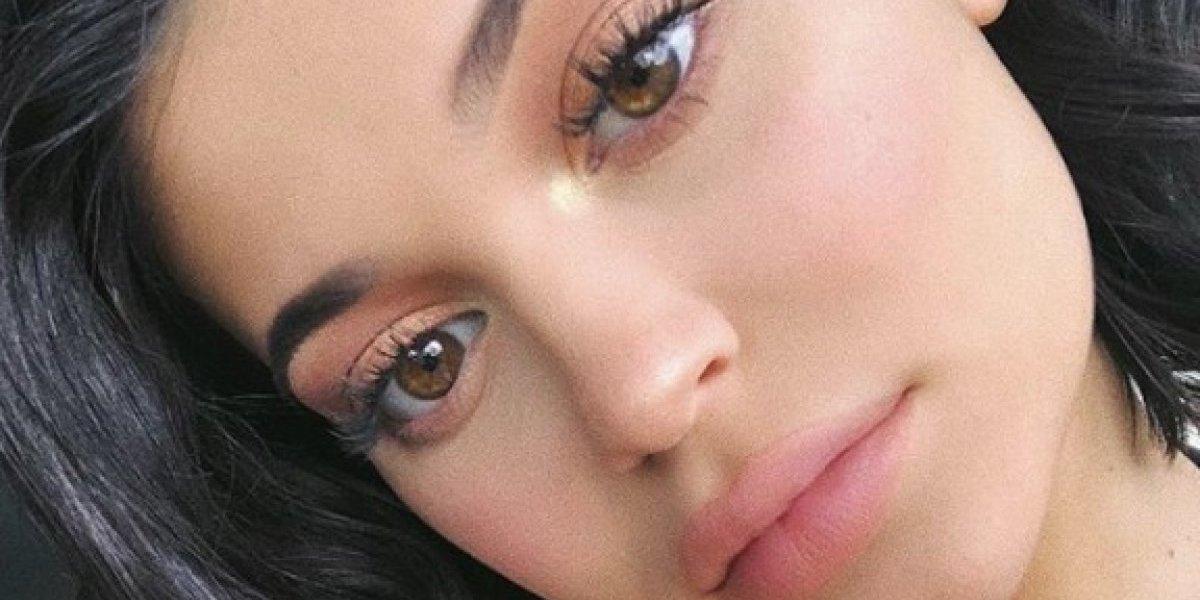 TMZ revela primeira foto de Kylie Jenner grávida