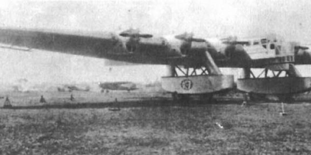 Kalinin K-7: La fortaleza flotante Rusa