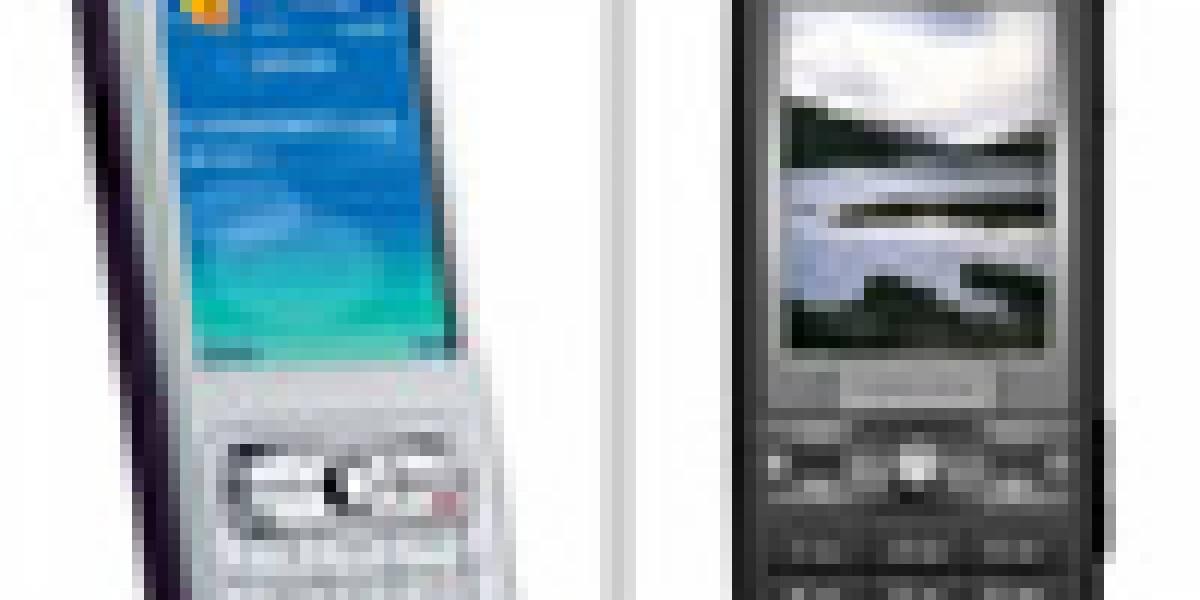Comparativa Sony Ericsson K790 vs Nokia N73