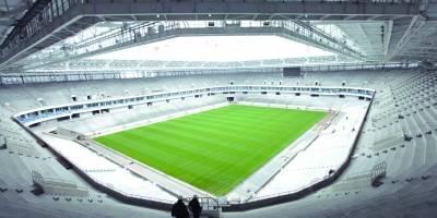 Así van los estadios mundialistas en Rusia