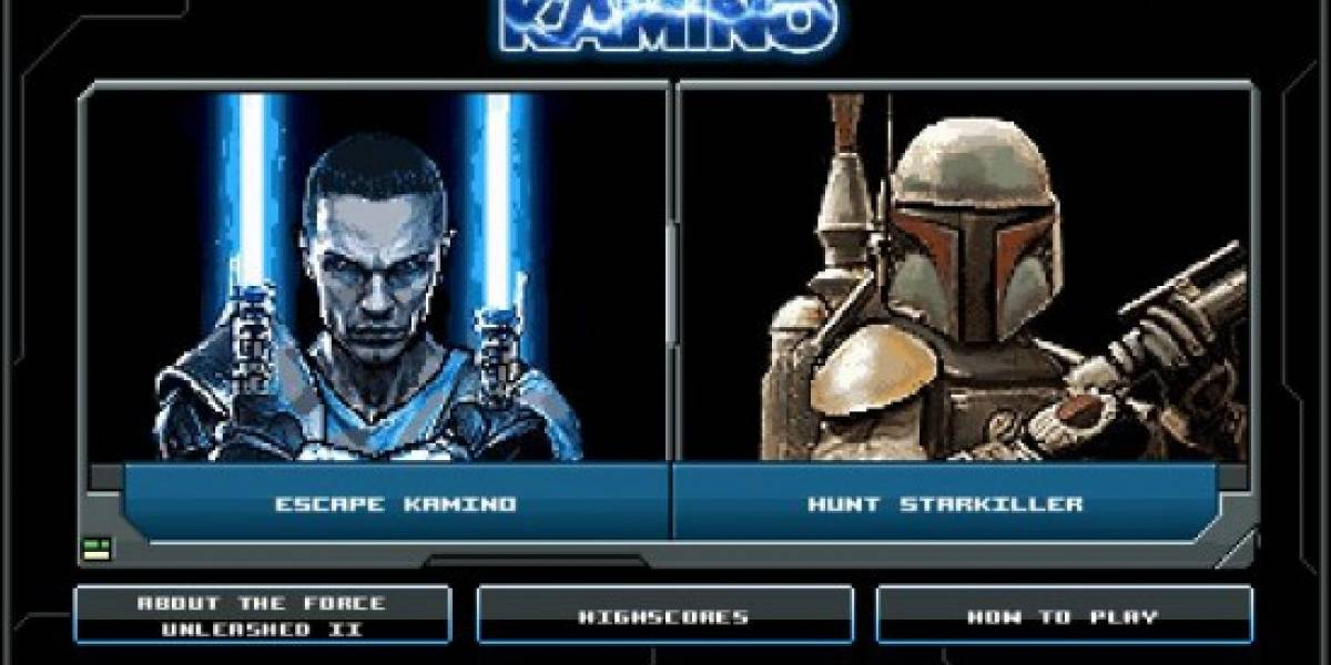 Escape from Kamino es la nueva aplicación de Facebook de The Force Unleashed II
