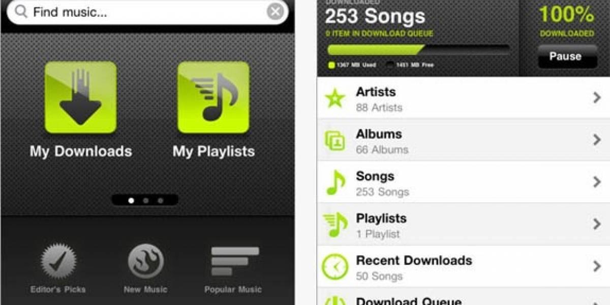 Kazaa ofrece música ilimitada bajo suscripción mensual
