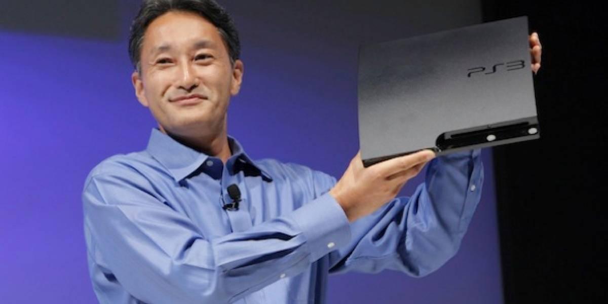 Sony todavía no tiene planes para una PlayStation 4