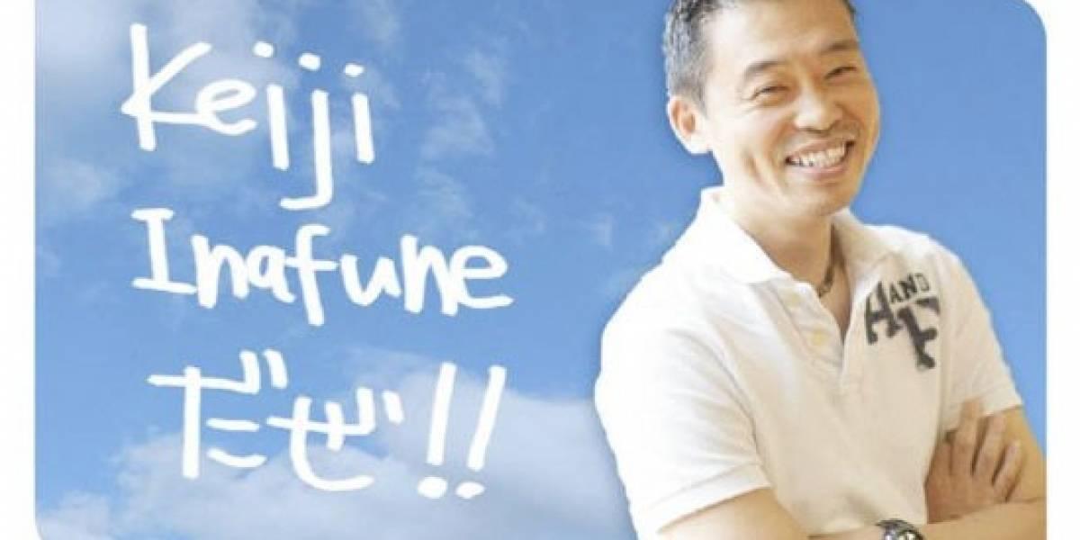 Futurologia: Keiji Inafune abre un nuevo estudio en Japón