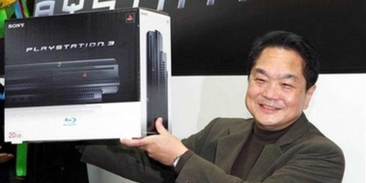 Ken Kutaragi, padre del PlayStation, sale de Sony