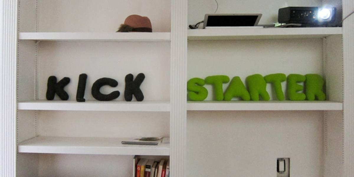 Columna: Cómo recaudar fondos en Kickstarter