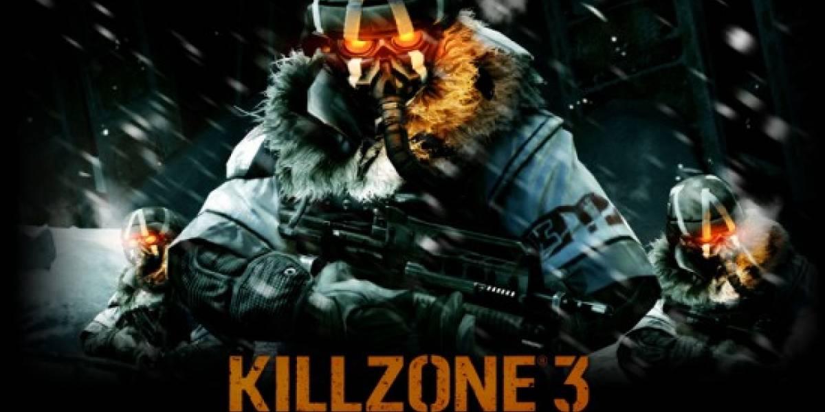 Nuevo trailer multijugador e información sobre la beta de Killzone 3