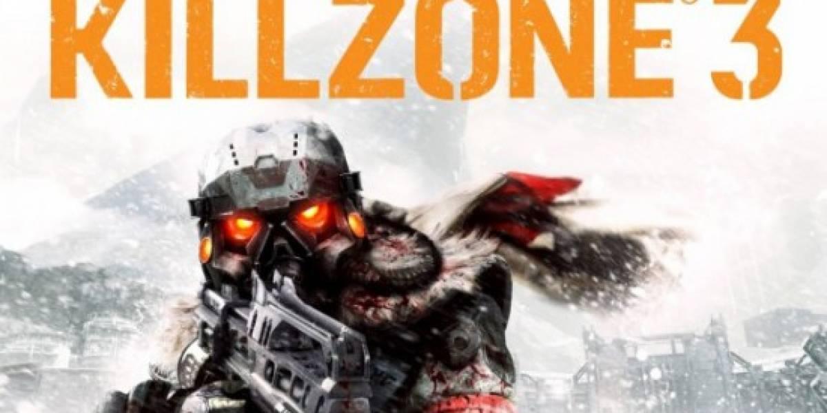 La demo de Killzone 3 ya tiene fecha final