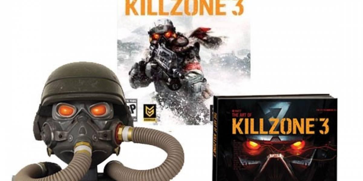 Killzone 3 Helghast Edition ya se puede pre-ordenar en México