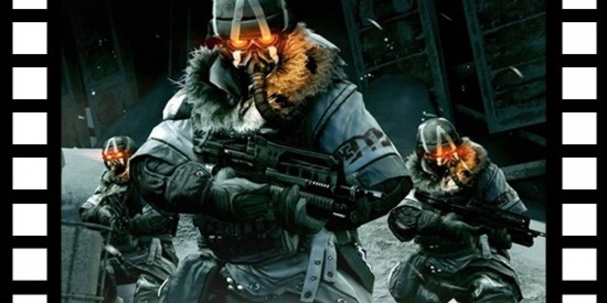 Killzone 3 con más de una hora de cinemáticas