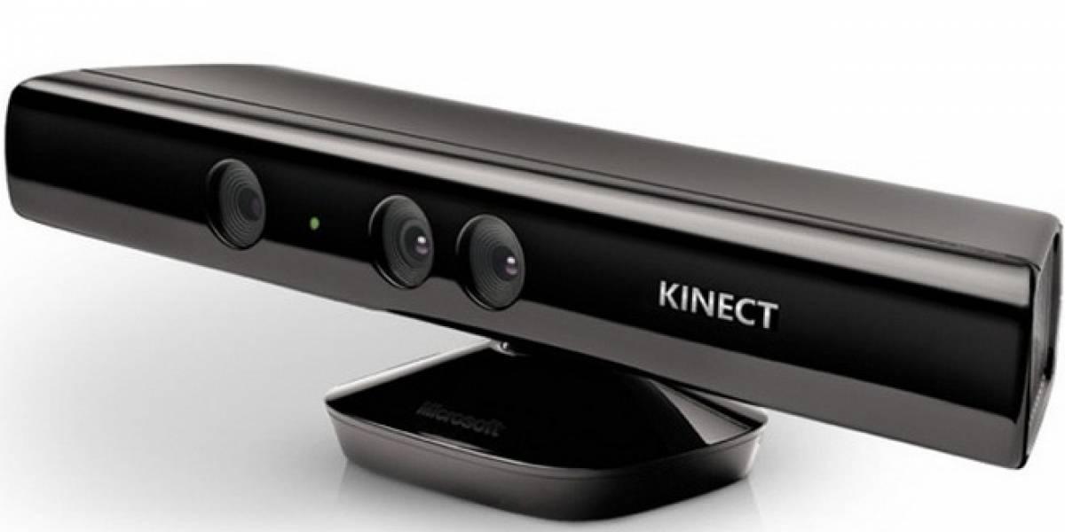 El SDK de Kinect para Windows se actualiza con Kinect Fusion y Kinect Interactions