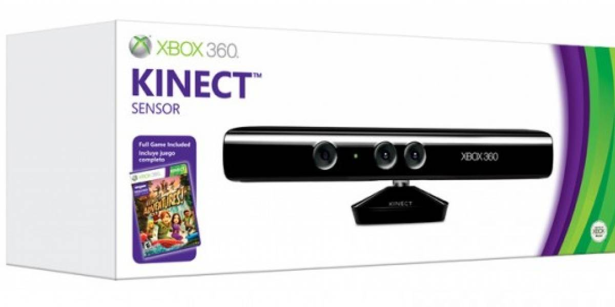 Según Microsoft han vendido un millón de Kinects