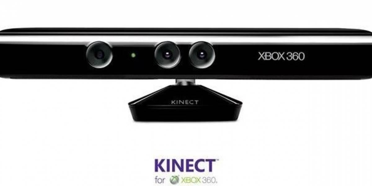 Ya se han vendido 2,5 millones de Kinect en todo el mundo