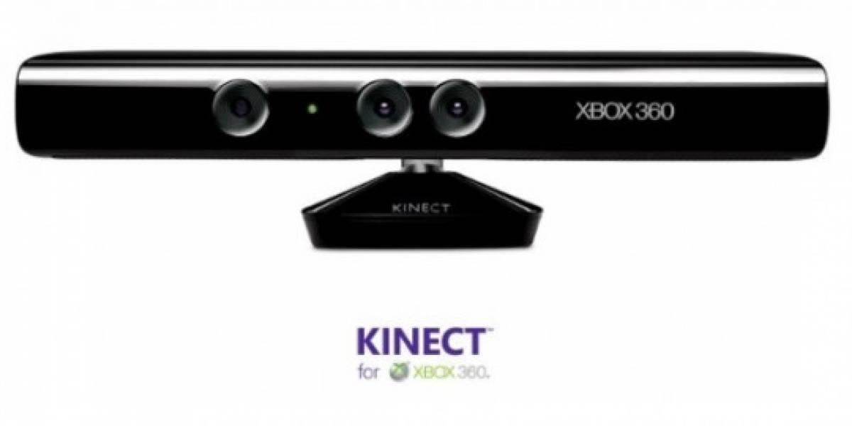 Kinect llegará acompañado de 17 juegos en su lanzamiento