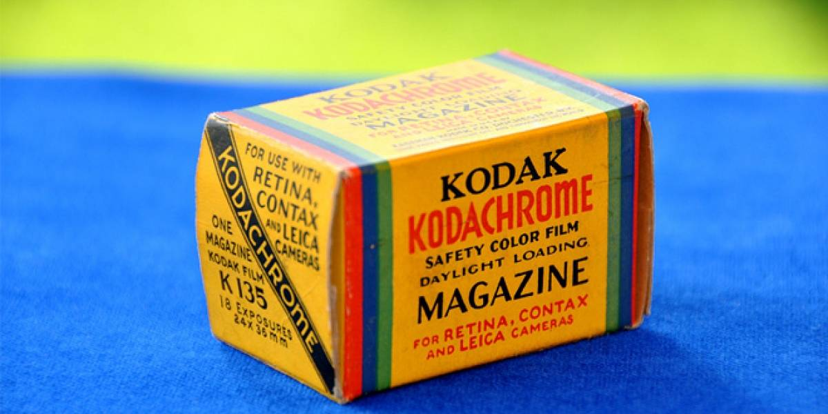 El último rollo de Kodachrome (Video)