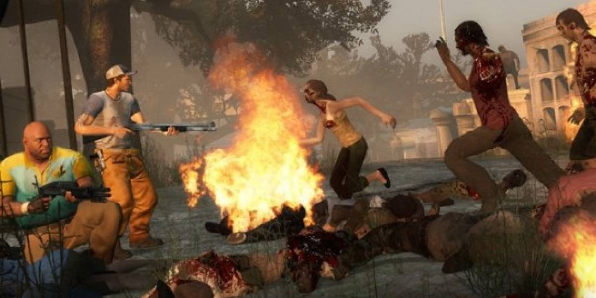 Valve libera la beta de Cold Stream, DLC de Left 4 Dead 2
