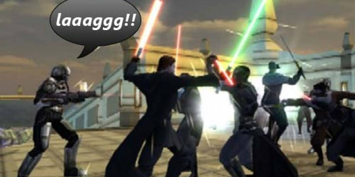 Bioware + LucasArts = StarWars MMORPG?
