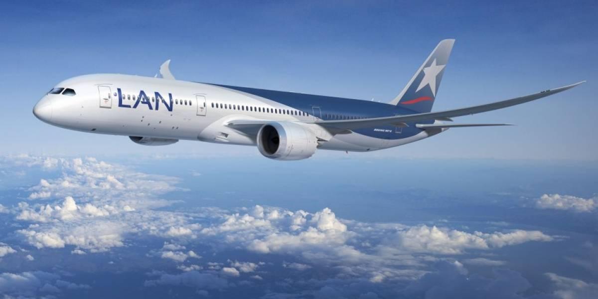 FIDAE 2010: LAN recibirá los Boeing 787 antes de tiempo
