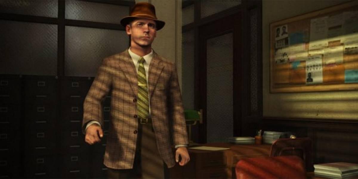 Disponible nuevo trailer de L.A. Noire