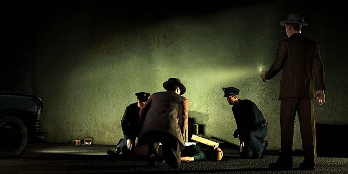 L.A. Noire durará 25 horas, mínimo