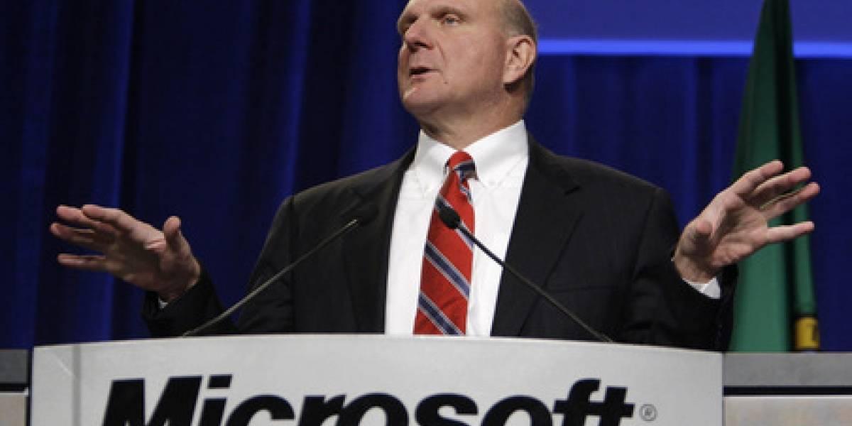 Ballmer: Microsoft invertirá 485 millones de dólares en México