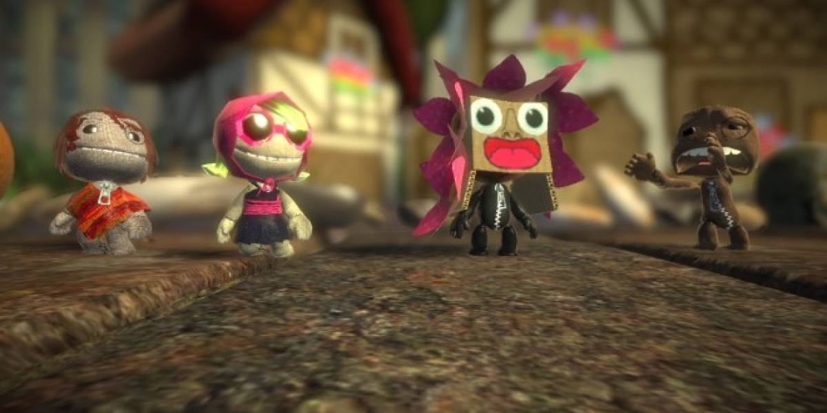 Little Big Planet 2 definitivamente NO tendrá 3D