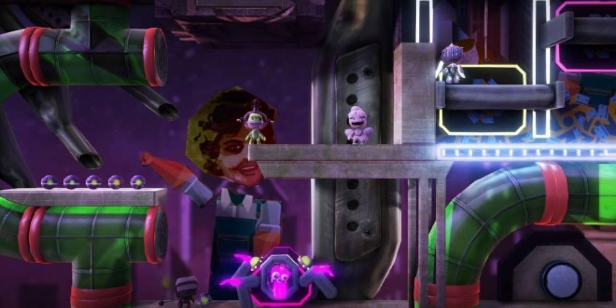 Fecha de lanzamiento y nuevo trailer de LittleBigPlanet 2