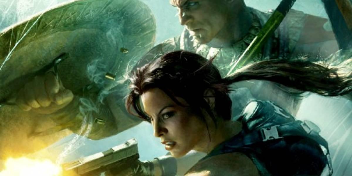 Lara Croft de PS3 recibe parche para cooperativo en línea