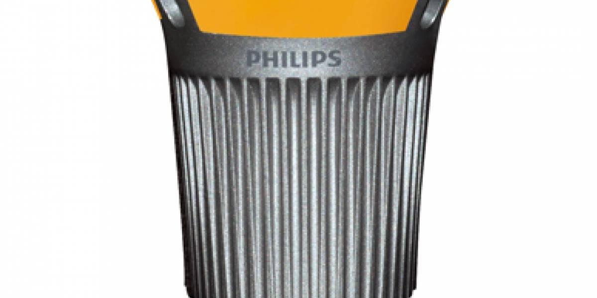 Philips presenta ampolleta LED que busca reemplazar a las de 60 watts