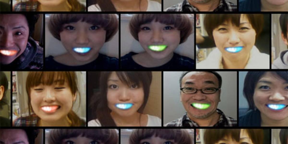 Última moda en Japón: Luces LED para tus dientes