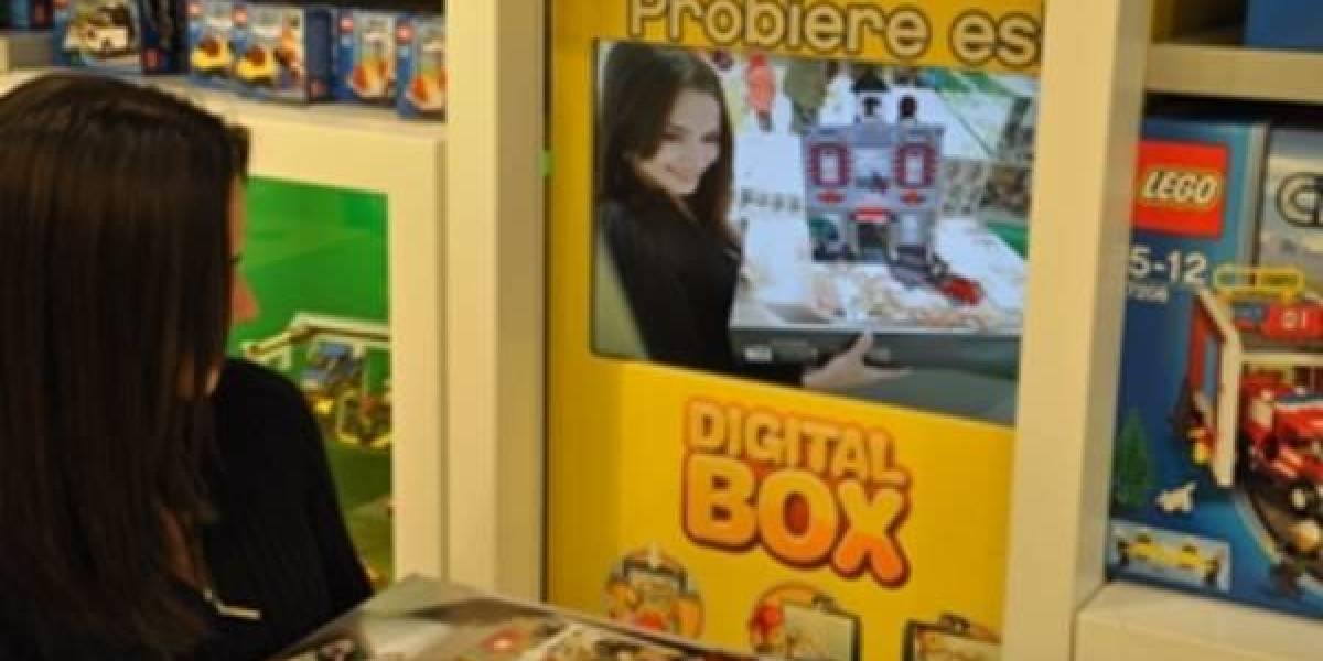 Lego lanza cajas con realidad aumentada en el mundo