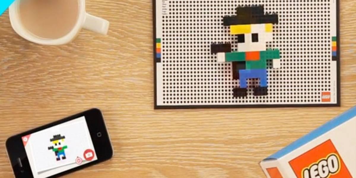 Nuevo juego de Lego combina piezas de verdad con aplicación móvil