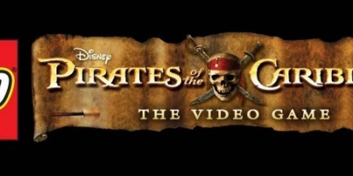 TT Games anuncia Lego Pirates of the Caribbean