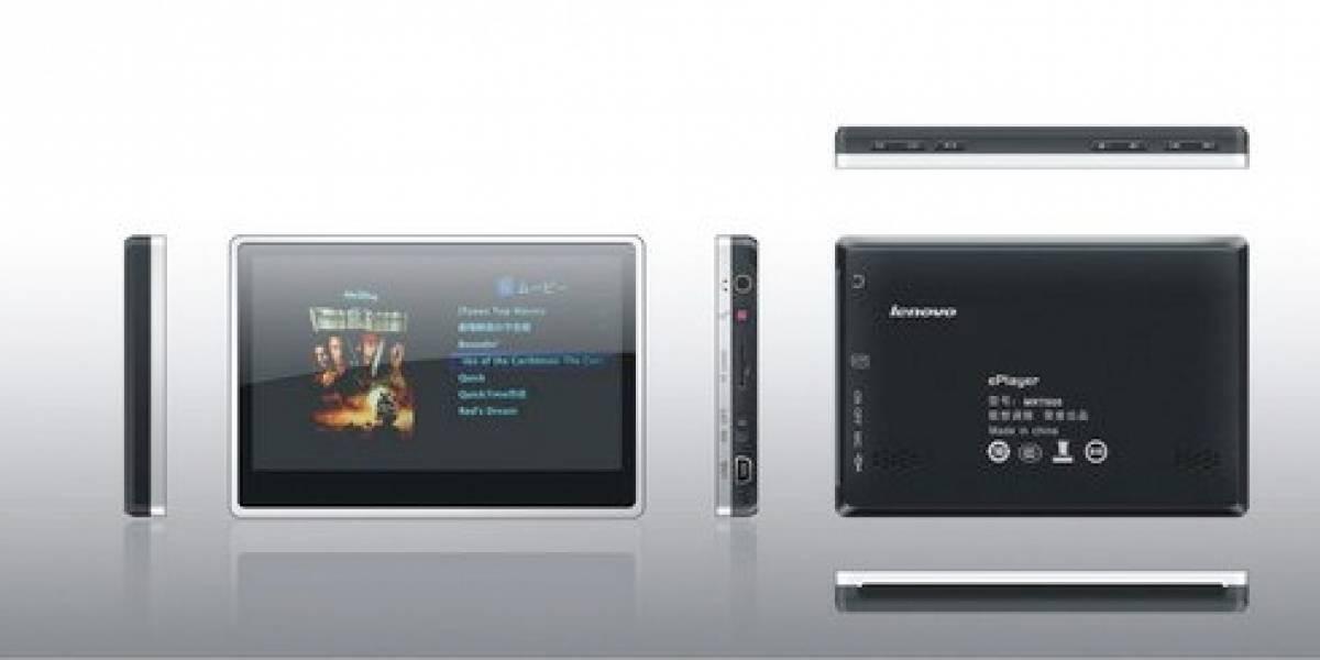 Lenovo entrará al mundo de los PMP con el MRT800
