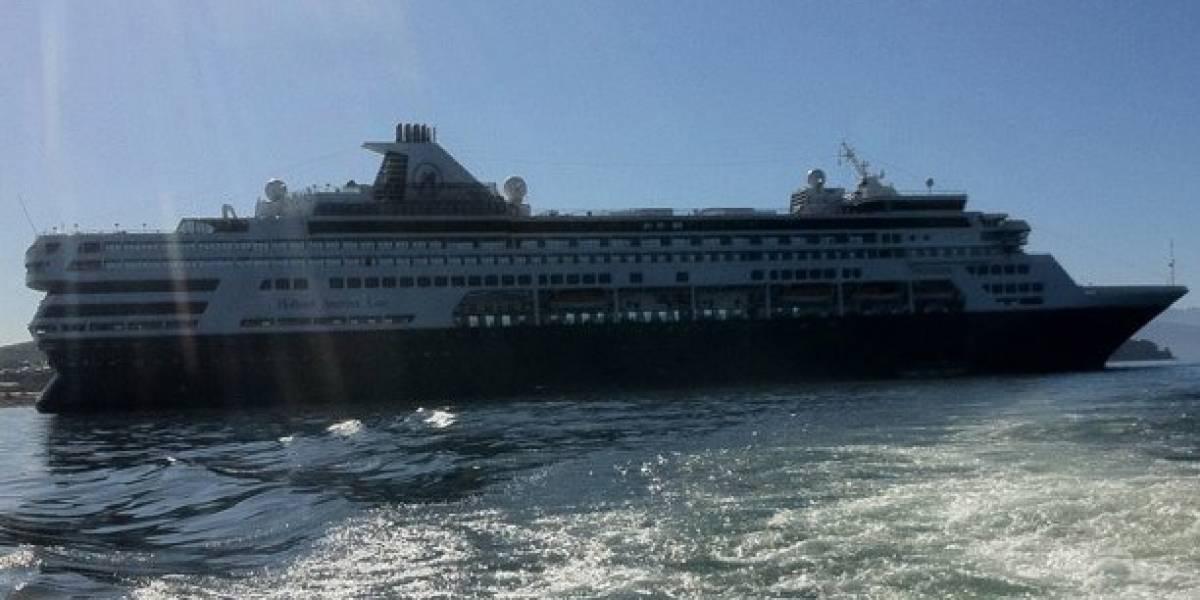 El crucero de geeks que visitó Argentina y Chile