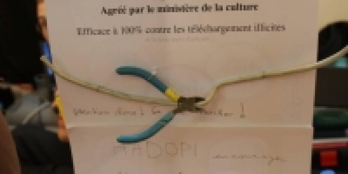 En Francia aumenta la piratería pese a la ley Hadopi