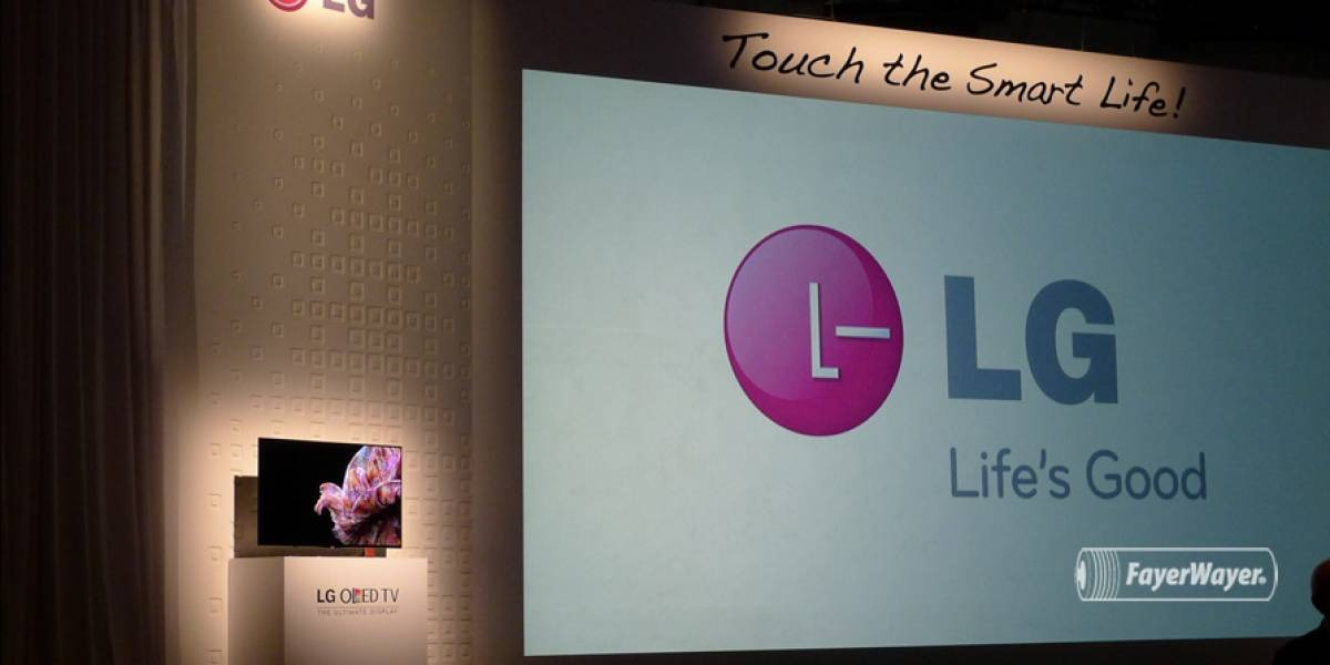 LG compra webOS para impulsar sus smart TVs