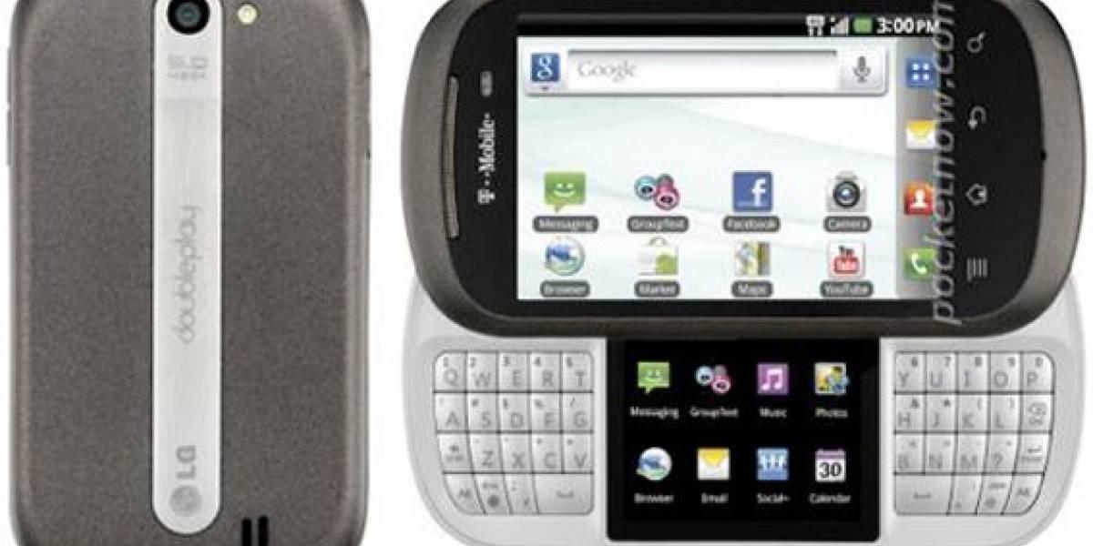 LG Flip II se llama LG Doubleplay y se lanza en noviembre