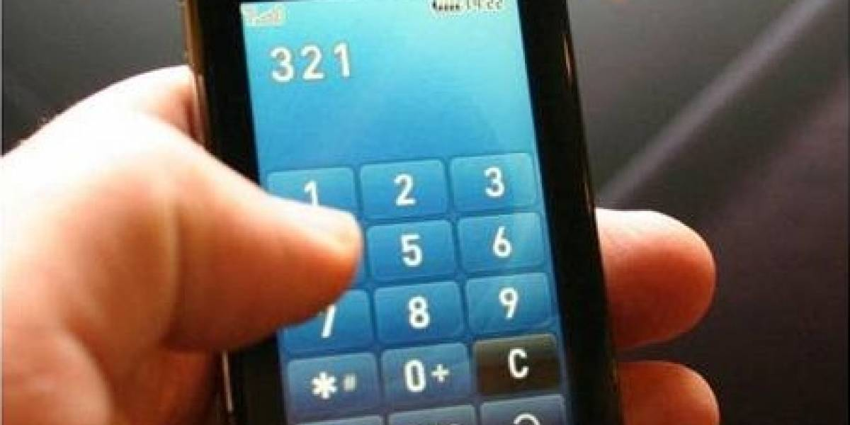 ¿iPhone? No, LG KE850