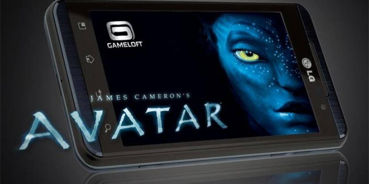 Gameloft apoya el lanzamiento del LG Optimus 3D con juegos gratis