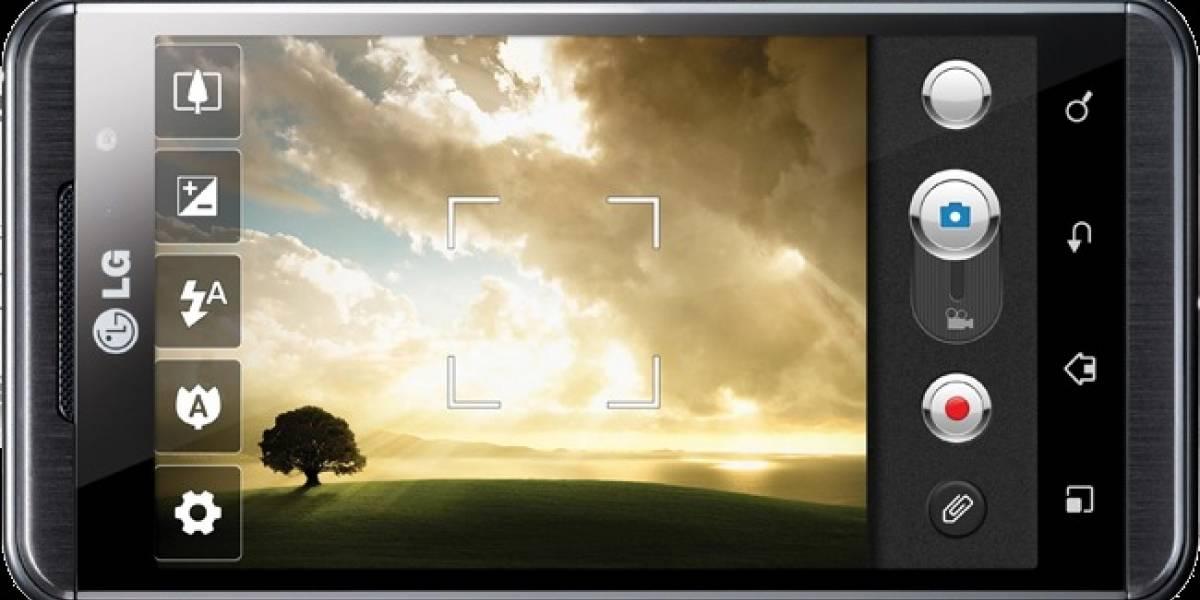 LG Optimus 3D se promociona con contenido de National Geographic en 3D