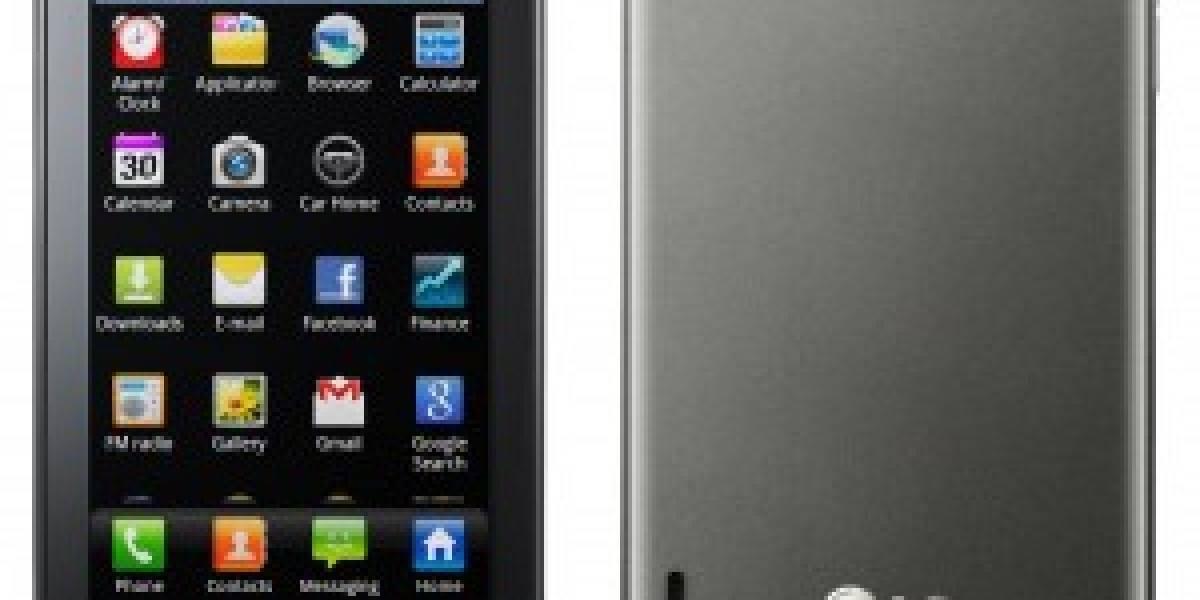 LG Optimus Sol es Anunciado
