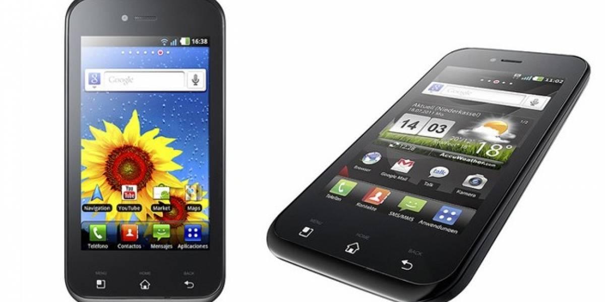 El LG Optimus Sol llega a España con Vodafone