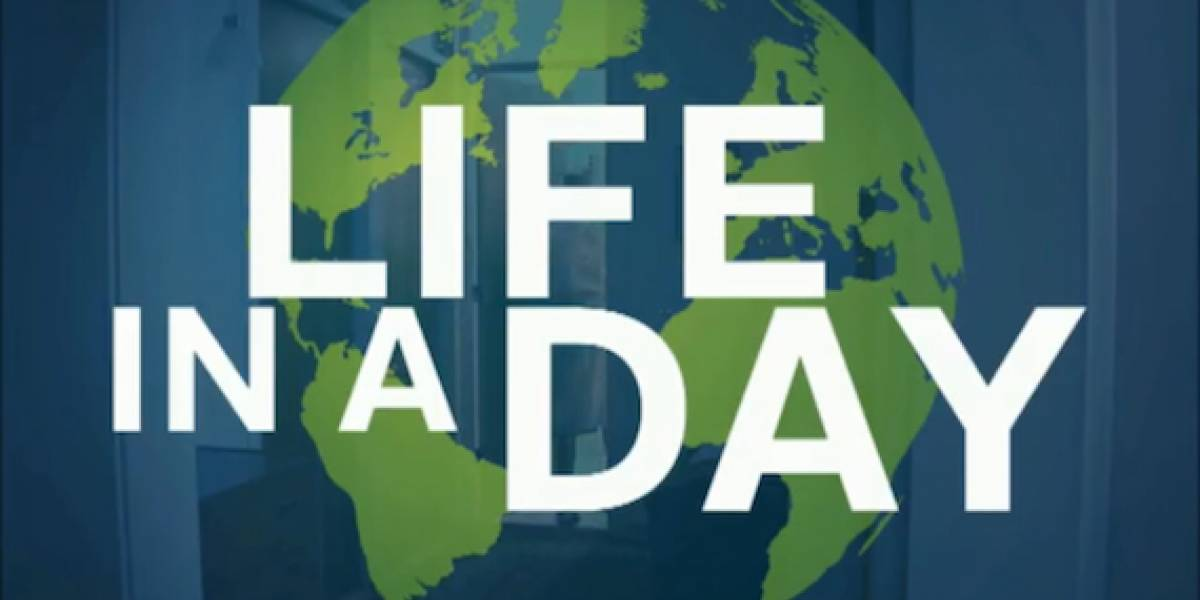 "Hoy se estrena ""Life in a Day"" en YouTube, el primer documental social"