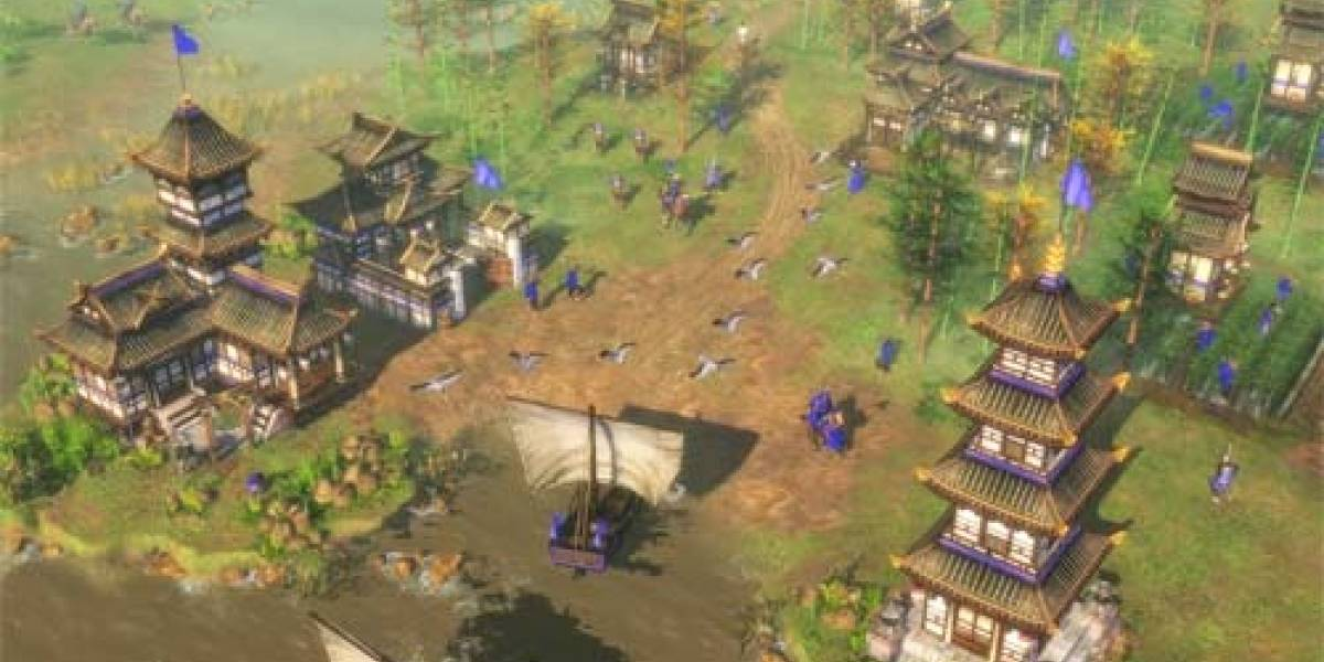Demo de Age of Empires III: Asian Dynasties!