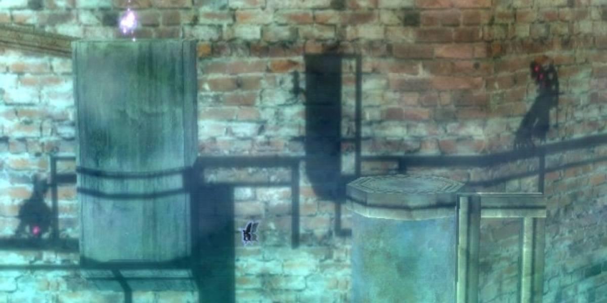 Tráiler de lanzamiento de Lost in Shadow