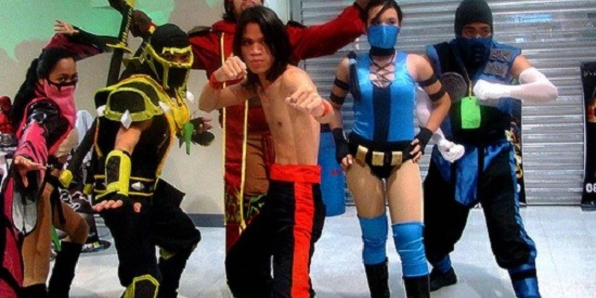 Así pelea Liu Kang en el nuevo Mortal Kombat